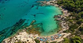 Τρεις παραλίες στη Χαλκιδική που θυμίζουν… Καραϊβική