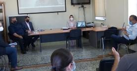 Πραγματοποιήθηκαν οι εναρκτήριες συναντήσεις για την υλοποίηση του έργου Interact in Crete