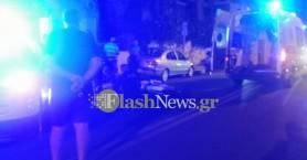 Χανιά: Ακόμα ένα τροχαίο με τραυματισμό στο κέντρο της πόλης (φωτο)