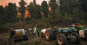 Επιταχύνεται η αποζημίωση των πληγέντων αγροτών από τις πυρκαγιές