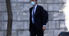 Κλειδώνει η παραίτηση του Παναγιώτη Αρκουμανέα από τον ΕΟΔΥ