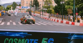 Cosmote 5G Athens Stage: Εντυπωσιακή η ειδική διαδρομή του ΕΚΟ Ράλλυ Ακρόπολις
