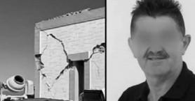 Σεισμός στην Κρήτη - Αδελφή θύματος: «Μπήκε στο εκκλησάκι και έγινε ο σεισμός» (βιντεο)