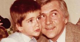 Κώστας Μπακογιάννης:Συγκινητική ανάρτηση για τον πατέρα του και το τραγούδι