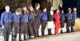 Αλυκές Ελούντας: Έπεσε η αυλαία της λαϊκής όπερας «Καπετάν Μιχάλης (Ελευτερία ή Θάνατος)»