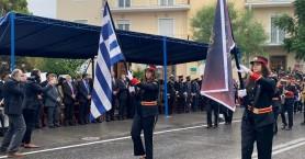 Η παρέλαση της 28ης Οκτωβρίου στα Χανιά (φωτο)