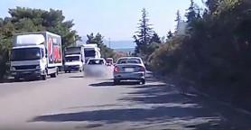 Κρήτη: Να γιατί δεν πρέπει να παίρνουμε τα μάτια μας ούτε μία στιγμή από το δρόμο...