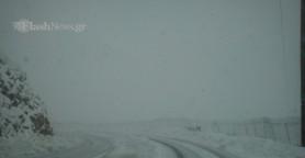 Μ. Λέκκας: Χιόνια σε χαμηλό υψόμετρο στην Κρήτη από Σάββατο