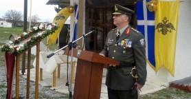 Στην Κρήτη η σορός του υποστράτηγου Ι. Τζανιδάκη -Σήμερα το τελευταίο αντίο