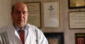 Εκτελεστικός Κοσμήτορας του Τμήματος Οδοντιατρικής ο Καθηγητής Αθανάσιος Αθανασίου