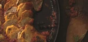 Ρατατούιγ με χειμωνιάτικα λαχανικά