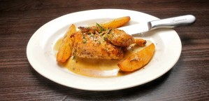 Κοτόπουλο α λα ρομάνα