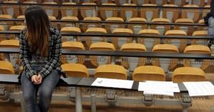 Η αγωνία ενός φοιτητή που εργάζεται στη Γαύδο