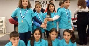 Σκάκι: Στην κορυφή τρία σχολεία των Χανίων