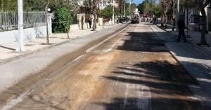 Η απόδειξη του «έργου» της δημοτικής αρχής Χανίων στην είσοδο της πόλης (φωτο)