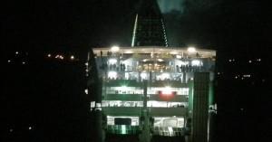 Επιστρέφει το πλοίο Blue Galaxy στο λιμάνι της Σούδας εσπευσμένα