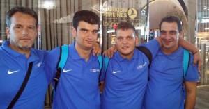 Τρεις Χανιώτες αθλητές στους Παγκόσμιους Αγώνες Special Olympics