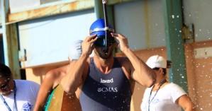 Έχασε για λίγο το μετάλλιο με την Εθνική ο Τσουρουνάκης