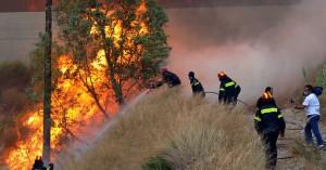 Αποζημίωση παραγωγών λόγω πυρκαγιάς στον δήμο Κισσάμου