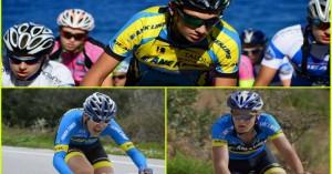 Ποδηλασία: Τρεις αθλητές του Τάλω στην Εθνική ομάδα