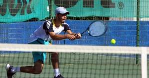 Τένις: 4οι Ναούμ και Βολτυράκης