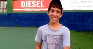 Τένις: Πρωτιά για Βολτυράκη, Μιουμπή