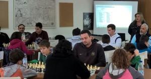 Σκάκι: Νέες διακρίσεις για τον ΟΑΧ (photos)