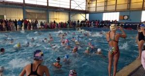 ΝΟΧ: Έγινε ο αγιασμός των υδάτων στο κολυμβητήριο