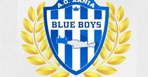 Blue Boys: Συλλυπητήρια σε Κατσιγιάννη