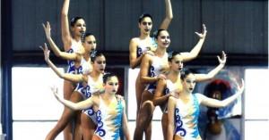 ΝΟΧ: Πέντε αθλήτριες στην Εθνική ομάδα Συγχρ. κολύμβησης