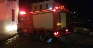 Έκρηξη θερμοσίφωνα και φωτιά σε σπίτι στο Ηράκλειο
