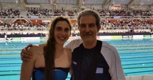 Η Χανιώτισσα κολυμβήτρια που εξασφάλισε ολυμπιακή πρόκριση (βίντεο)