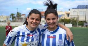 ΑΟΧ (Γυναίκες): Στην Εθνική Νεανίδων η Θωμαδάκη