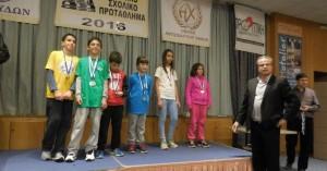 Ολοκληρώθηκε το 9ο παγκρήτιο σχολικό ομαδικό πρωτάθλημα σκάκι