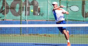Τένις: 3ος στο σχολικό πρωτάθλημα ο Ναούμ