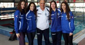 ΝΟΧ: Πανελλήνια ρεκόρ από τις Κορασίδες