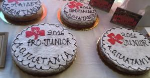 Πλατανιάς: Έγινε η κοπή πίτας της Ακαδημίας (photos)
