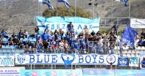 Blue Boys: Ευχές για την Ανάσταση και το Πάσχα