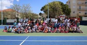 Τένις: Απόλυτη επιτυχία στη διοργάνωση Κόκκινου Γηπέδου