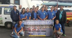 ΝΟΧ: Πέντε αθλητές του Κανόε Καγιάκ στις εθνικές ομάδες