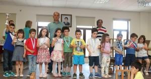 Με επιτυχία το Μαθητικό Πρωτάθλημα Σκάκι του δήμου Πλατανιά