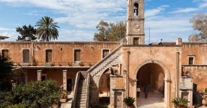 Μεγάλο πανηγύρι στην Ιερά Μονή Αγίας Τριάδος των Τζαγκαρόλων