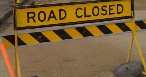 Διακοπή κυκλοφορίας λόγω καθίζησης σε δρόμο στον Αποκόρωνα