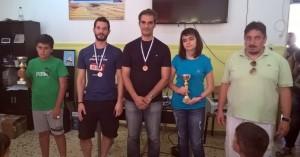 Σκάκι: Επιτυχημένο το τουρνουά Rapid 2016