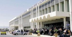 Κλειστό μέχρι τις 16.30 το αεροδρόμιο Ηρακλείου λόγω της κακοκαιρίας!