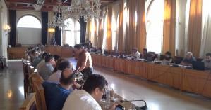 Συνεδριάζει την Δευτέρα το Δημοτικό Συμβούλιο Ηρακλείου