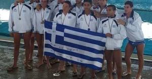 Ασημένιο μετάλλιο με την Εθνική ο Τσιστράκης