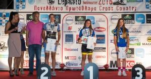 Ποδηλασία: Τρία Χανιωτάκια στην Εθνική ομάδα
