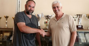 ΟΑΧ: Επικεφαλής προπονητής-τεχν. διευθυντής ο Μπικάκης