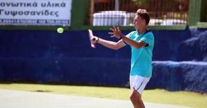 Τένις: Η παρουσία του ΟΑΧ στο 3ο Ε1